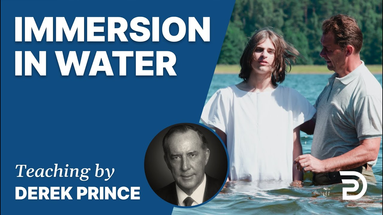 YouTube thumbnail for Immersion In Water