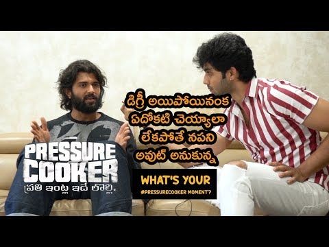 vijay-deverakonda-pressure-cooker-moment-in-his-life