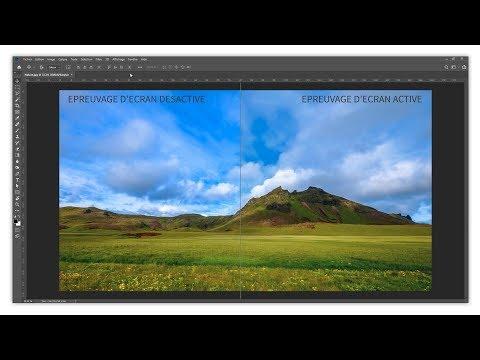 Comment utiliser les profils ICC Saal Digital dans Photoshop