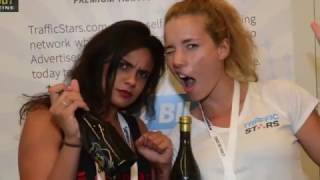 Traffic Stars Company at WMA Amsterdam 2016 introducing Xhamster Beer