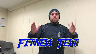 Fitness Test   2 Johnnies (sketch)