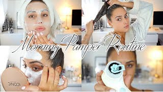 My Morning Pamper Routine 2018
