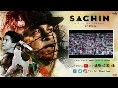 Download Sachin Tendulkar special video and movie trailer video HD Mp4 3GP Video and MP3