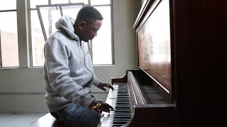 Chris Brown ft. Kendrick Lamar - Autumn Leaves - Piano Cover Version - Oyster Lovers