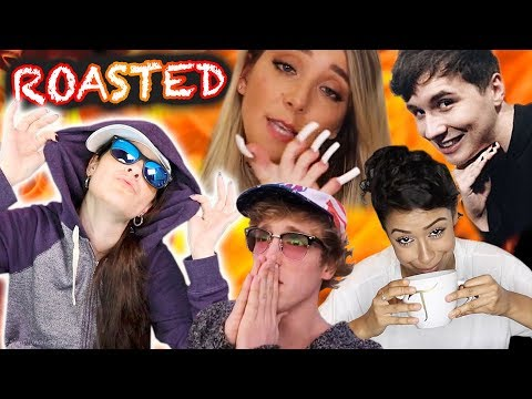 ROASTING YOUTUBERS' NAILS (nail diss)