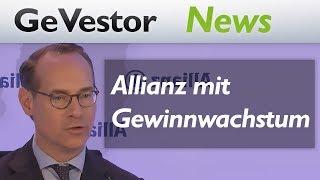Allianz beeindruckt mit Gewinnwachstum und Aktienrückkauf