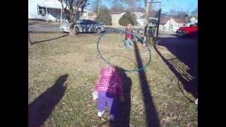 Tiny Hoop Dancers