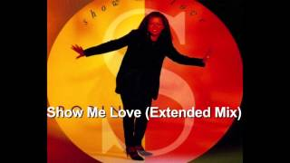 """Show Me Love (12"""" Extended Mix) ~ Robin S."""