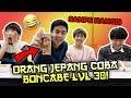 Download Video REAKSI ORANG JEPANG COBAIN BONCABE LEVEL 30! LOMBA MAKAN! ペヤングとインドネシア辛子早食い対決