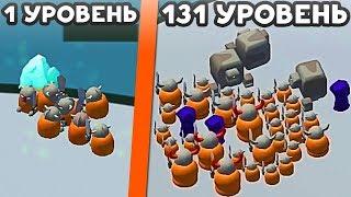 ЭВОЛЮЦИЯ БЕСКОНЕЧНОЙ АРМИИ! - The Necromancer