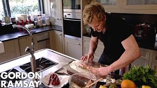 Gordon Ramsay | 3 Christmas Dishes with a Twist