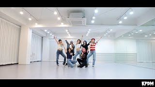 OH MY GIRL (오마이걸) - Dun Dun Dance Dance Practice (Mirrored)