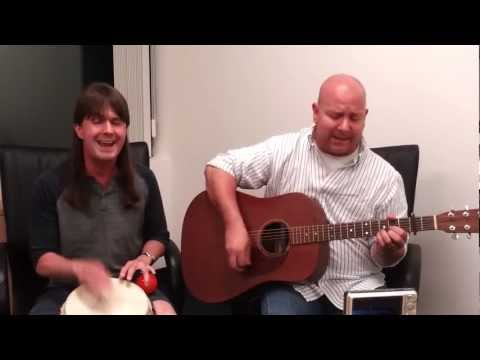 "Acoustic BS covers ""All For You"" by Sister Hazel"
