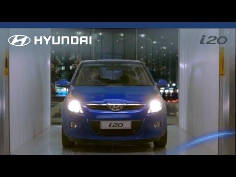 Hyundai i20-Uber cool