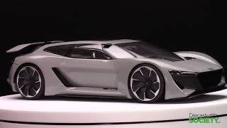 Avenue18 Audi PB18 e-tron Concept