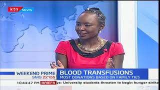 BLOOD TRANSFUSIONS: Tragedies create urgent appeals