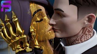 MIDAS'S KISS turns MAYA GOLD....