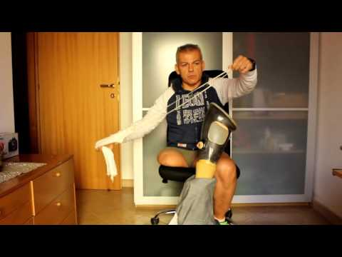 Trombosi di vene profonde sotto un ginocchio