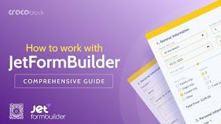 JetFormBuilder plugin for Gutenberg   Full Overview