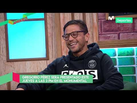 Al Ángulo: ¡Gregorio Pérez es el nuevo entrenador de la ´U´!