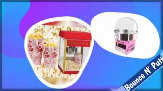 Popcorn Machine Rental in New Jersey