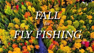 Fall Fly Fishing in Pittsburg, NH
