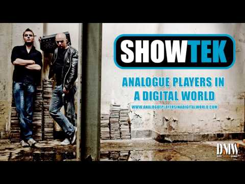 SHOWTEK - Analogue Players in a Digital World - Full version! ANALOGUE PLAYERS IN A DIGITAL WORLD