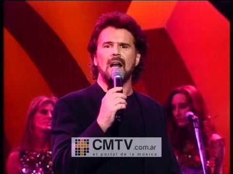 Pimpinela video Ese estúpido que llama - CM Vivo 2001