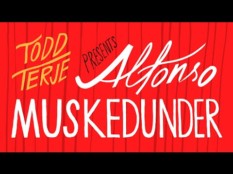 Alfonso Muskedunder (Song) by Todd Terje