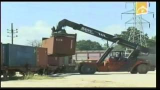 preview picture of video 'Cuba: incrementa ritmo de operaciones de la Terminal de Contenedores de Mariel'