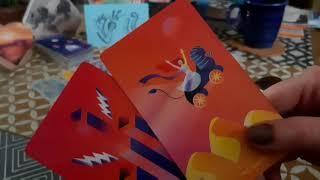 """Wybierz kartę !!!!!- Decyzja. Zostać """"tam"""" gdzie jestem, czy ruszać z nowym planem? (Miłość i praca)."""