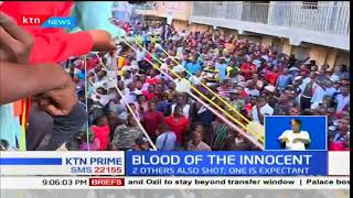 Blood of the Innocent:7-year-old child shot dead in Nairobi