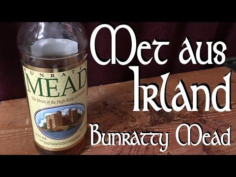 Met aus Irland: Bunratty Mead, Metverkostung am Taggerhof (MiV #3)