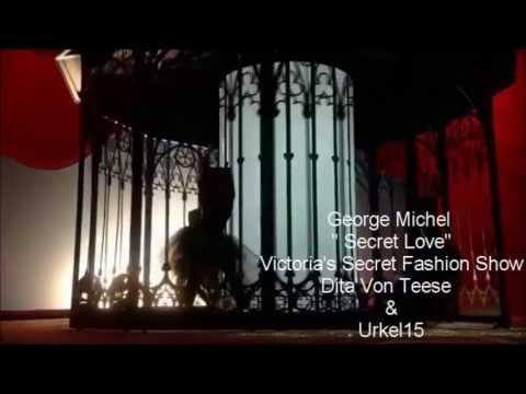 George Michel '' Secret Love '' Victoria's Secret Fashion Show Dita Von Teese & Urkel15