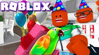 HE GOT THE LEGENDARY PARROT PET In Roblox (Adopt Me Jungle Pet Update)