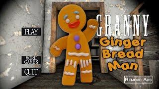Granny Is Gingerbread Man!