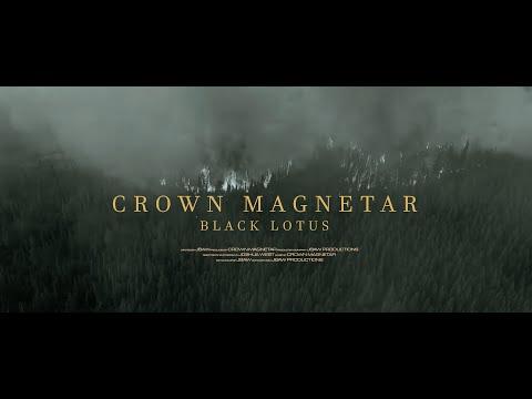 CROWN MAGNETAR - BLACK LOTUS [OFFICIAL MUSIC VIDEO] (2021) SW EXCLUSIVE online metal music video by CROWN MAGNETAR