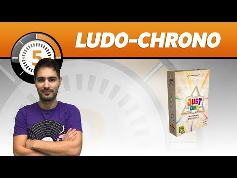 LudoChrono - Just One - English Version