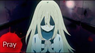 「AMV」Satsuriku no Tenshi Full ED - Pray (Haruka Chisuga)
