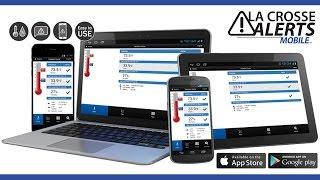 La Crosse Alerts Mobile - Setup Guide