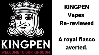 Giving KINGPEN a second chance. Gelato strain tested and reviewed. by  Weeats Reviews