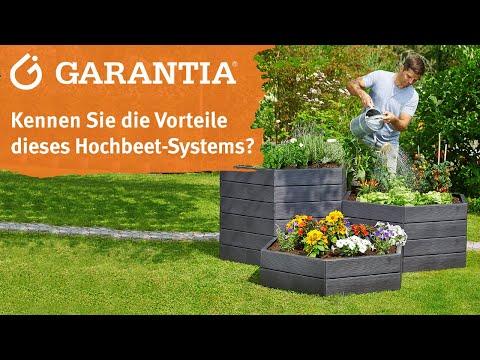 Garantia Ergo Hochbeet System Ab 34 18 Bei Preis De Kaufen