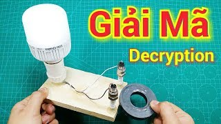 decryption wireless free energy device for lights