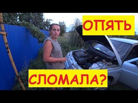 ДЕРЕВЕНСКИЕ БУДНИ / Вечер / Выгоняем коров / Опять машину сломала?