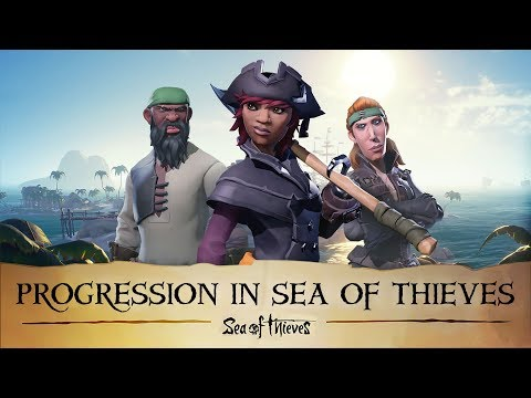 Becoming a Pirate Legend: Progression in Sea of Thieves - Official Walkthrough de Sea of Thieves