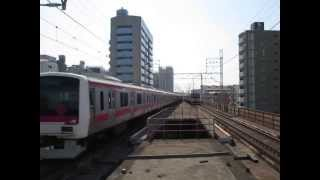 preview picture of video '331系 廃車NN配給 北朝霞駅'