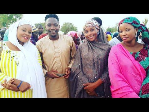 Ahmad Musa, Mansura Isah, Fati KK Da Umar Gombe suke rabon abin azumi
