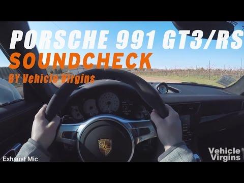 The iPE Titanium exhaust for Porsche 991GT3
