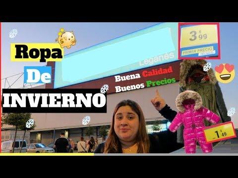 Ropa de Invierno BARATA Y DE Buena calidad en España o Madrid