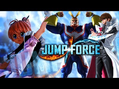 """JUMP FORCE DLC Pack 1 Release Date End of """"Vertex Event""""?"""
